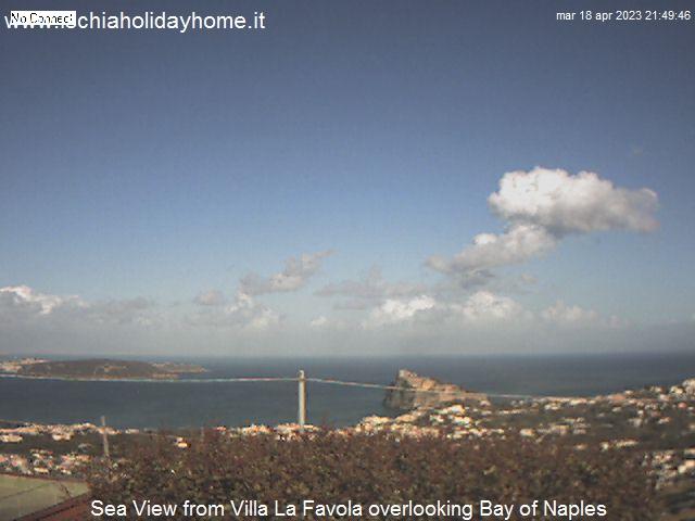 Webcam Barano d´Ischia - Villa La Favola